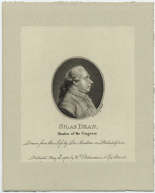 This is What Silas Deane Looked Like  in 1783