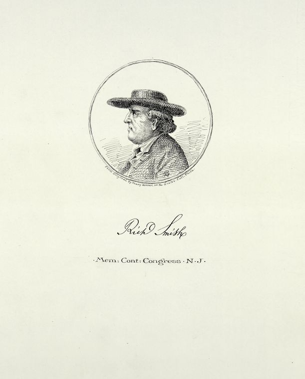 This is What Richard Smith Looked Like  in 1808