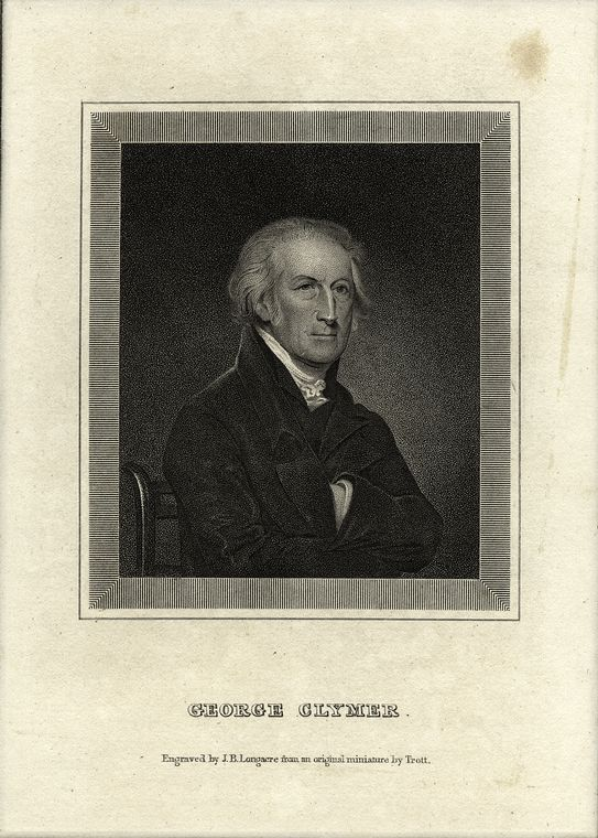 Fascinating Historical Picture of George Clymer in 1798