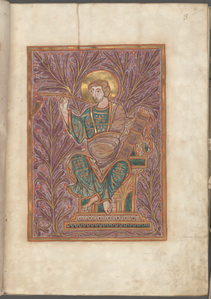 Renaissance and medieval manuscripts collection, ca. 850-ca. 1600.
