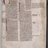 Renaissance and medieval manuscripts collection