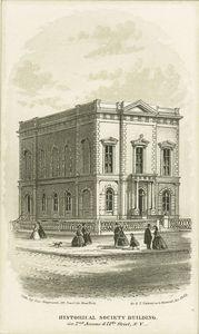 Historical Society Building / Geo. Hayward