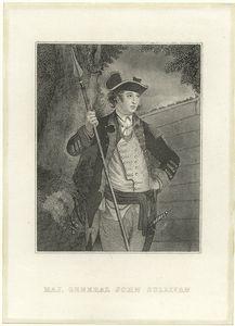 Maj. General John Sullivan