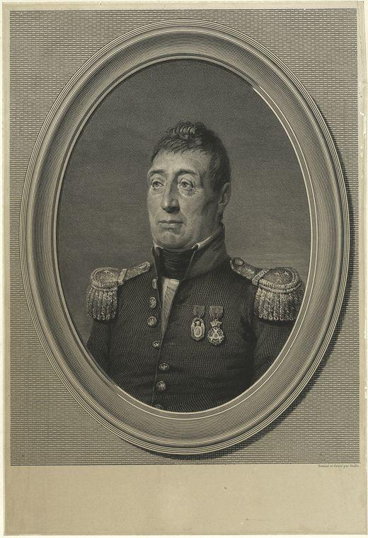 Fascinating Historical Picture of Marie Joseph Paul Yves Roch Gilbert du Motier Lafa in 1778