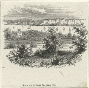 View from Fort Washington / J.W. Orr