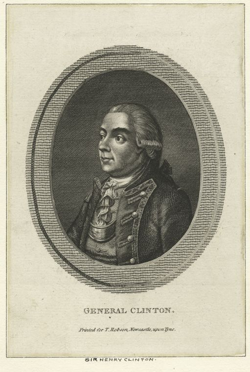 Fascinating Historical Picture of George Clinton in 1760