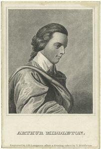 Arthur Middleton / J.B. Longacre