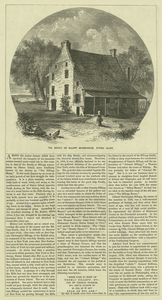 The Bently or Billopp manor-house, Staten Island