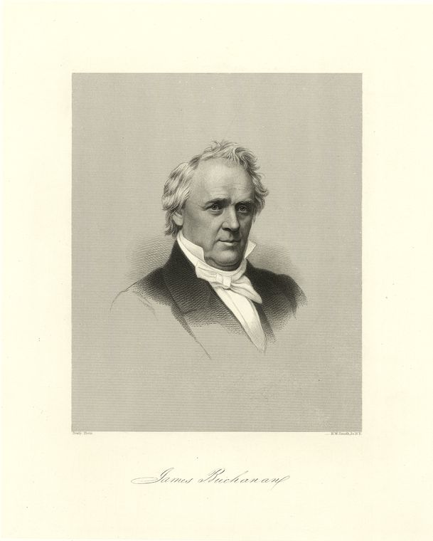This is What Henry W Smith and James Buchanan Looked Like  in 1789