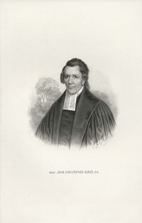 This is What Kunze, John C. Looked Like  in 1783