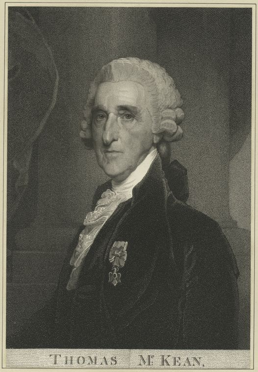This is What Thomas McKean Looked Like