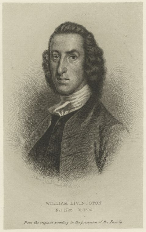 Fascinating Historical Picture of William Livingston in 1778
