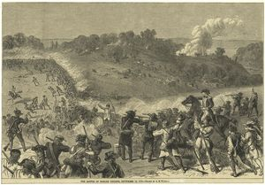 The Battle of Harlem Heights, September 16, 1776