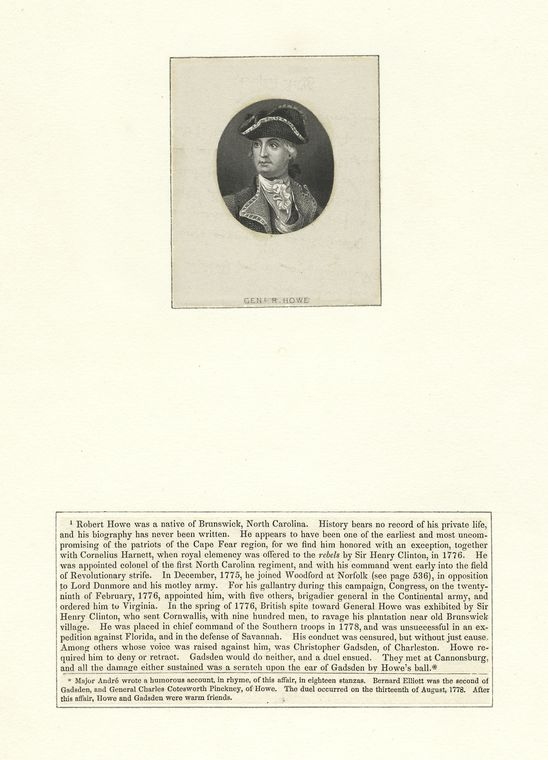 Fascinating Historical Picture of Richard Howe Howe in 1760