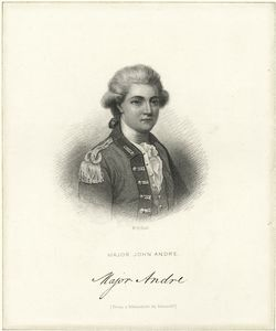 Major John Andre / H.B. Hall