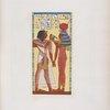 Bassorilievo della tomba di Menphtah I: il re ammesso a toccare la mistica collana di Athyr [Hathor].