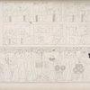 Varie camere ove figurasi l'acconciatura delle mumie. - Commemorazione funerale nella tomba di un defunto.
