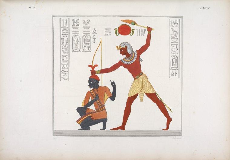 I monumenti dell'Egitto e della Nubia disegnati dalla spedizione scientifico-letteraria toscana in Egitto <br> 1832-1844
