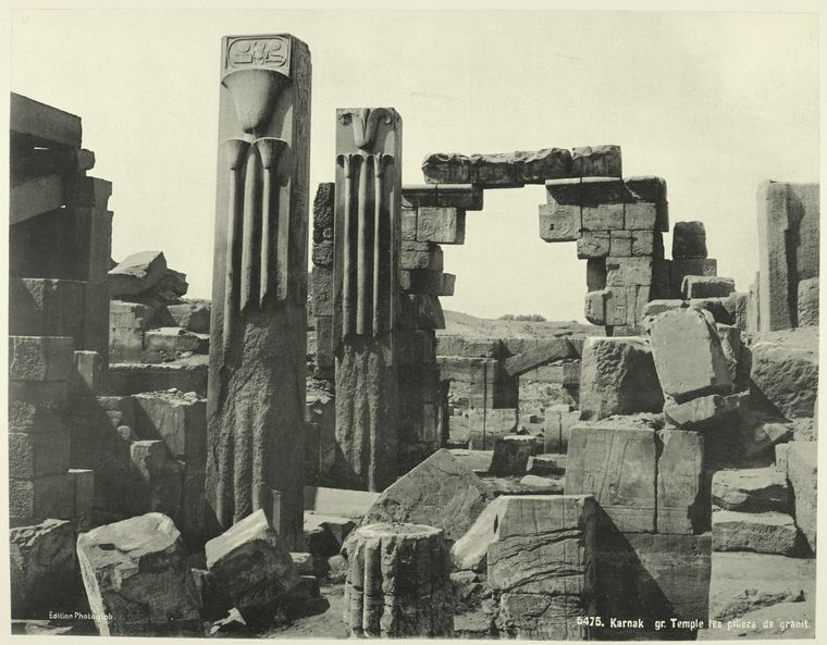 This is What Temple of Amon Looked Like