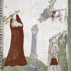 Full-page miniature with rubric, showing Moses breaking the idol of the golden calf.