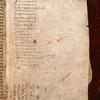 Index lexhonum de Sanctis.