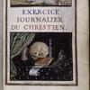 Exercice Iournalier du Chrestien. St. Tropez... [Title page]
