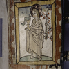 Woodcut of St. John the Evangelist.