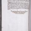 Explicit of Compilatio Leupoldi...  Scribal colophon:  Per hieronium pauli de lymppurg