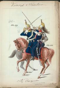 Netherlands, 1848-55.