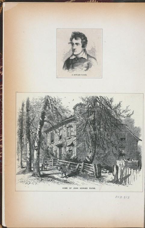 Fascinating Historical Picture of John Howard Payne