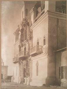 Mission St. Xavier del Bac, Papago.
