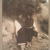 Under the tara tree, Hopi.
