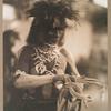 The snake priest, Hopi.