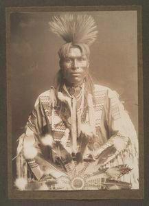 Double Runner's son, Blackfoot... Digital ID: 433202. New York Public Library