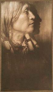A Jicarilla chief.