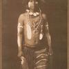 A Hopi snake priest.