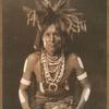 Hopi snake priest.