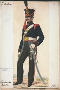 Netherlands, 1821 [part 2].