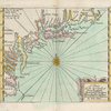 A chart of the sea coasts of New England, New Iarsey, Virginia, Maryland & Carolina, from C. Cod to C. Hattaras