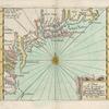 A chart of the sea coasts of New England, New Iarsey, Virginia, Maryland & Carolina, from C. Cod to C. Hattaras