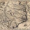 [Map of Virginia, North Carolina, and South Carolina.]