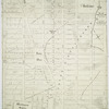 Map showing the old farms : from 4th to 28th Street, east of 6th Avenue, New York