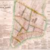 Hooker's new pocket plan of the city of New York