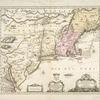 Belgii novi, angliae novae, et partis Virginiae : novissima delineatio.