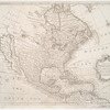 A map of North America : with the European settlements & whatever else is remarkable in ye West Indies, from the latest and best observations