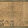 The Empire State, New York : with its counties, towns, cities, villages, internal improvements &c.