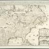 Carte de la Nouvelle France: où se voit le cours des Grandes Rivieres de S. Laurens & de Mississipi, aujour d'hui S. Louïs, aux environs des-quelles se trouvent les etats, païs, nations, peuples &c. de la Floride, de la Louïsiane, de la Virginie, de la Marie-lande, de la Pensilvanie, du Nouveau Jersay, de la Nouvelle Yorck, de la Nouv. Angleterre, de l'Acadie, du Canada, des Esquimaux, des Hurons, des Iroquois, des Ilinois &c., et de la Grande Ile de Terre Neuve