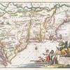 Novi Belgii, quod nunc Novi Jorck vocatur, Novae q[ue] Angliae & partis Virginiae : accuratissima et novissima delineatio.