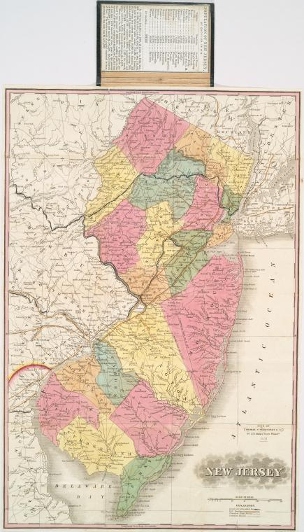 This is What J. H. Young and New Jersey Looked Like  in 1847