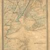 Map of New-York and its vicinity